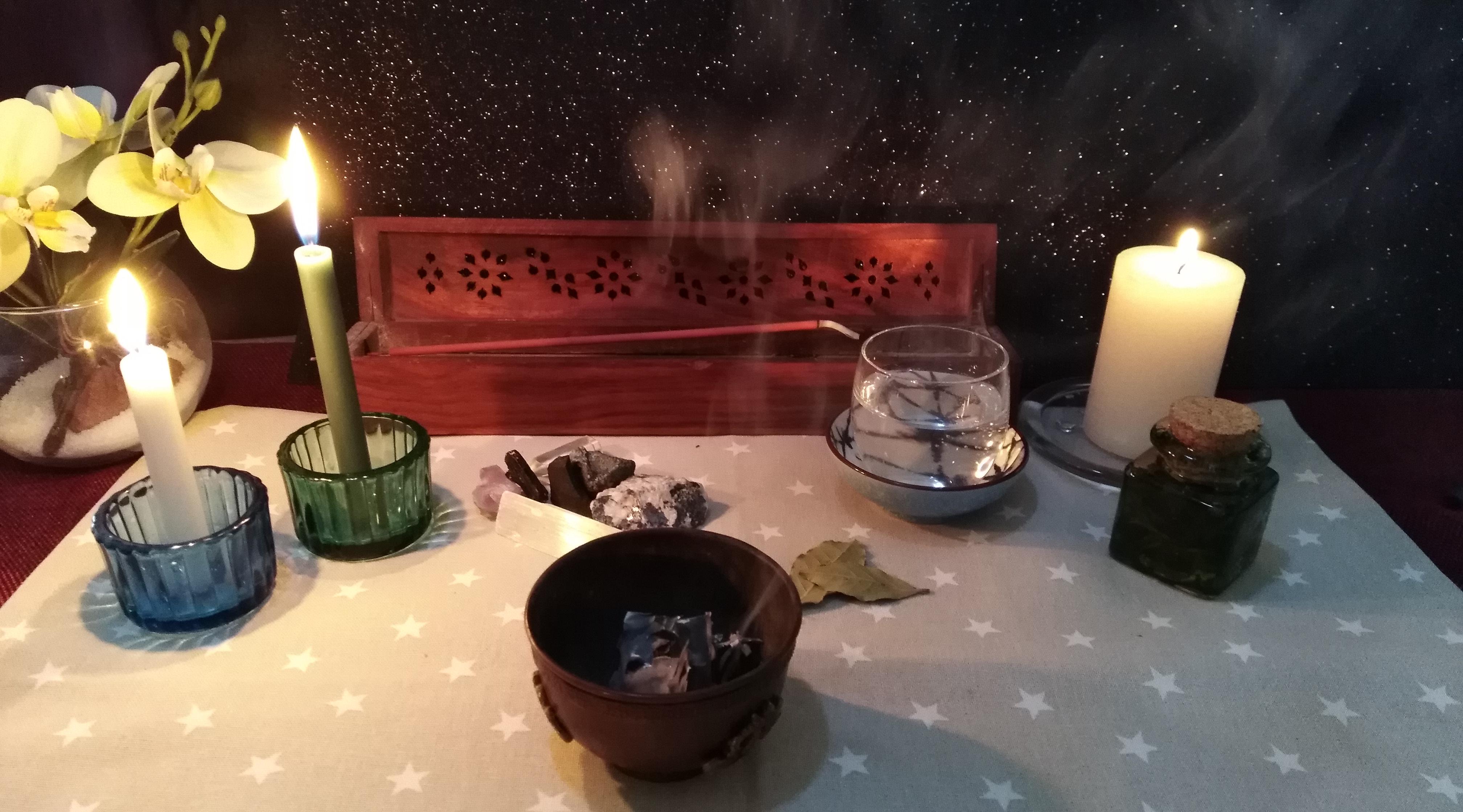 Ritual suerte